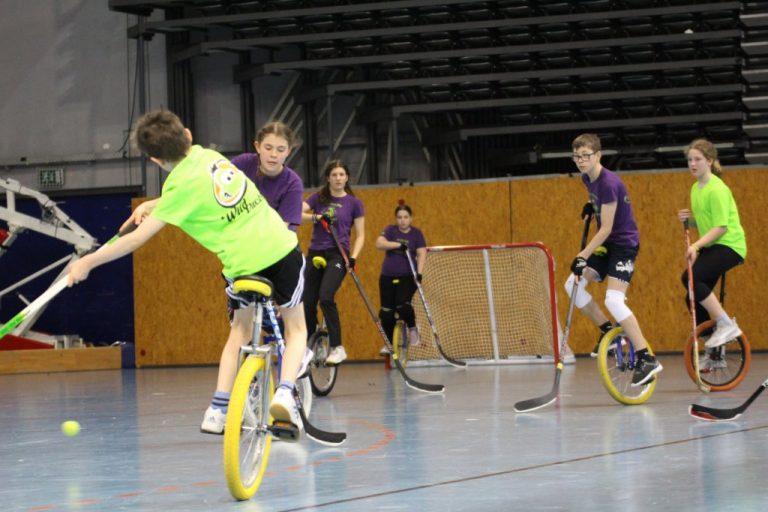 Kirner Einradhockeyspieler in Kirn erfolgreich - Webseite